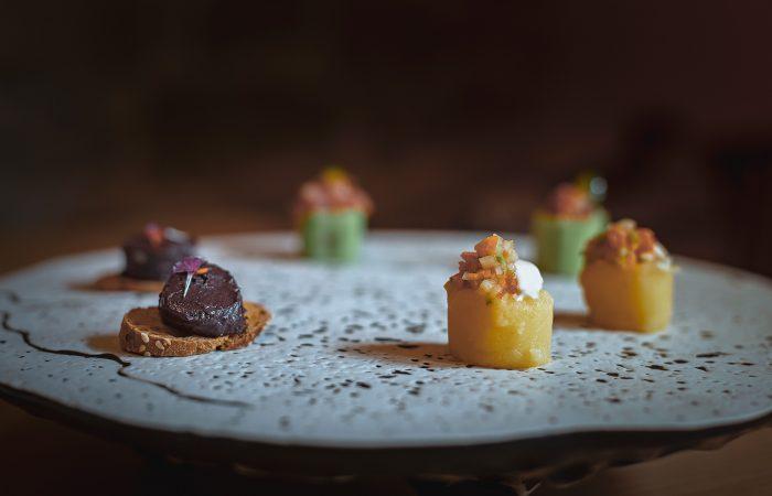 Baudilio restaurante - Plato