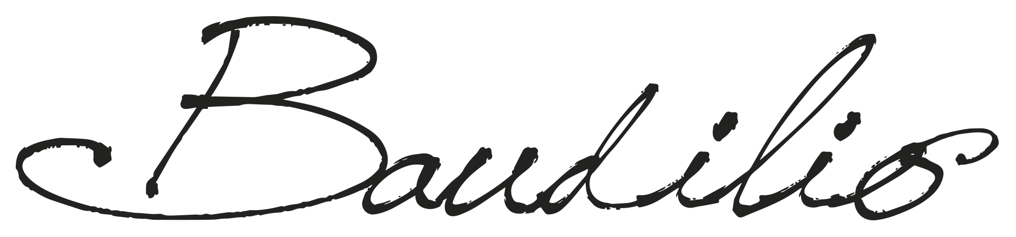 Baudilio logo